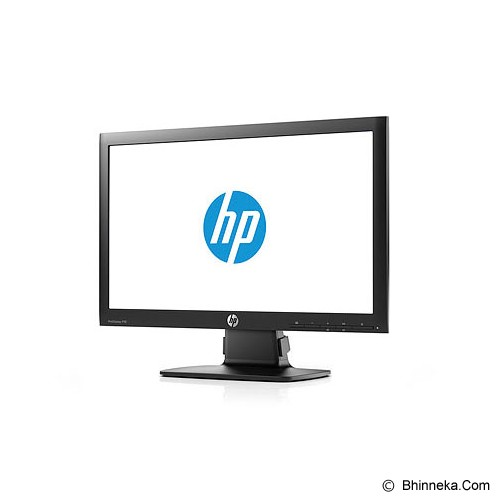 HP ProDisplay LED Monitor P191 18.5 Inch [C9E54AA] - Monitor LED 15 inch - 19 inch